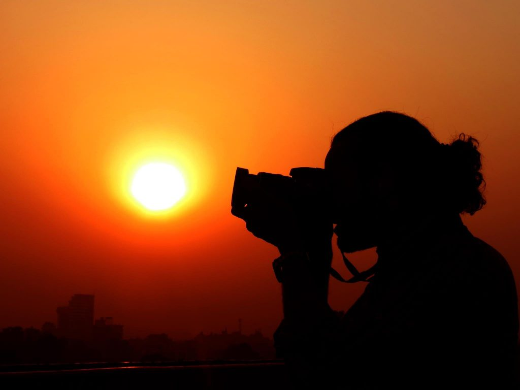 Capturing the sun